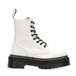 Dr Martens JADON  SMOOTH polished white DONNA